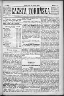 Gazeta Toruńska 1882, R. 16 nr 95