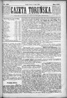 Gazeta Toruńska 1882, R. 16 nr 106