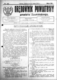 Orędownik Powiatowy powiatu Szubińskiego 1930.05.03 R.11 nr 36