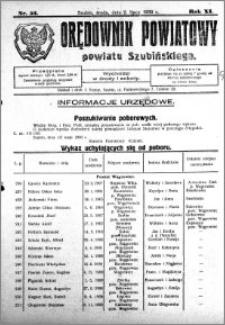 Orędownik Powiatowy powiatu Szubińskiego 1930.07.02 R.11 nr 53