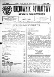 Orędownik Powiatowy powiatu Szubińskiego 1930.12.20 R.11 nr 102