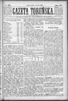Gazeta Toruńska 1882, R. 16 nr 125
