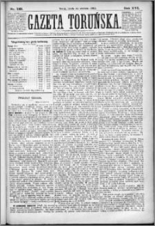 Gazeta Toruńska 1882, R. 16 nr 133