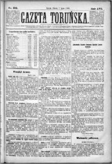 Gazeta Toruńska 1882, R. 16 nr 152