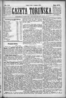 Gazeta Toruńska 1882, R. 16 nr 174