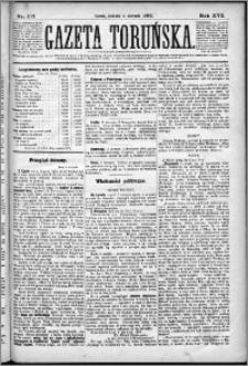Gazeta Toruńska 1882, R. 16 nr 177