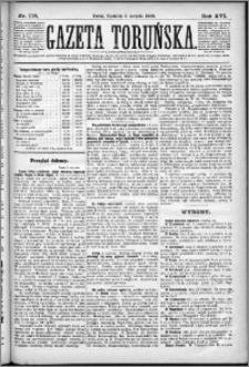 Gazeta Toruńska 1882, R. 16 nr 178