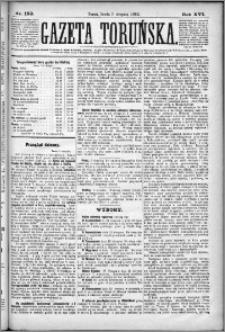Gazeta Toruńska 1882, R. 16 nr 180