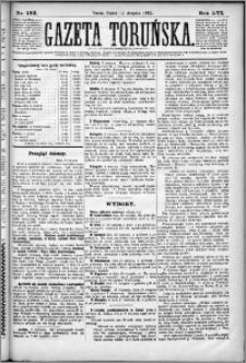 Gazeta Toruńska 1882, R. 16 nr 182
