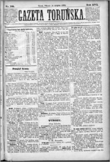 Gazeta Toruńska 1882, R. 16 nr 185