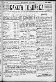 Gazeta Toruńska 1882, R. 16 nr 194