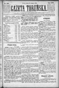 Gazeta Toruńska 1882, R. 16 nr 195