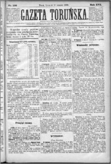 Gazeta Toruńska 1882, R. 16 nr 199