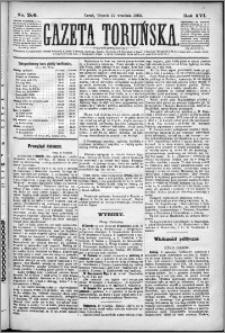Gazeta Toruńska 1882, R. 16 nr 209