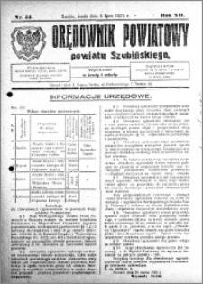 Orędownik Powiatowy powiatu Szubińskiego 1931.07.08 R.12 nr 54