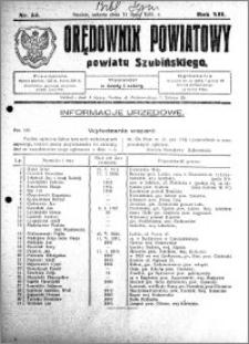 Orędownik Powiatowy powiatu Szubińskiego 1931.07.11 R.12 nr 55
