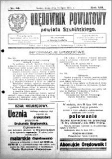 Orędownik Powiatowy powiatu Szubińskiego 1931.07.15 R.12 nr 56