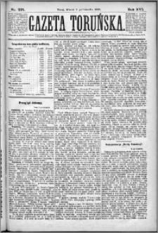 Gazeta Toruńska 1882, R. 16 nr 227