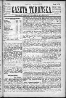 Gazeta Toruńska 1882, R. 16 nr 228