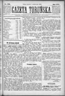 Gazeta Toruńska 1882, R. 16 nr 229