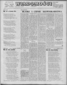 Wiadomości, R. 26 nr 1 (1292), 1971