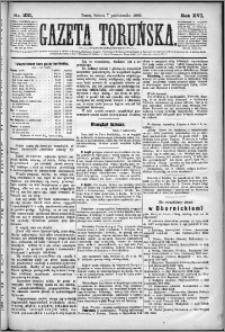 Gazeta Toruńska 1882, R. 16 nr 231