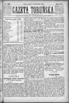 Gazeta Toruńska 1882, R. 16 nr 235
