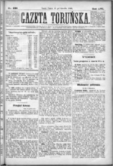 Gazeta Toruńska 1882, R. 16 nr 236