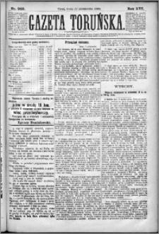 Gazeta Toruńska 1882, R. 16 nr 240