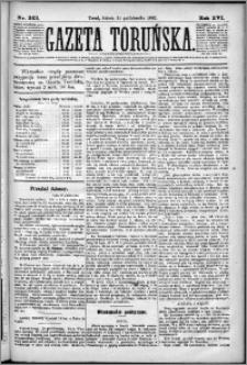 Gazeta Toruńska 1882, R. 16 nr 243