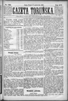 Gazeta Toruńska 1882, R. 16 nr 245