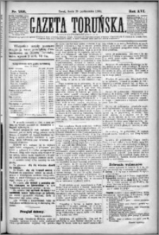 Gazeta Toruńska 1882, R. 16 nr 246