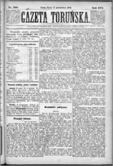 Gazeta Toruńska 1882, R. 16 nr 248
