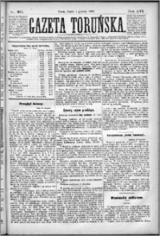 Gazeta Toruńska 1882, R. 16 nr 277