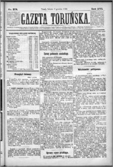 Gazeta Toruńska 1882, R. 16 nr 278