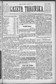 Gazeta Toruńska 1882, R. 16 nr 279