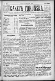 Gazeta Toruńska 1882, R. 16 nr 281