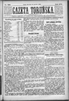 Gazeta Toruńska 1882, R. 16 nr 284