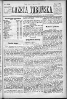 Gazeta Toruńska 1882, R. 16 nr 286