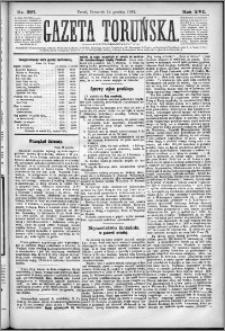 Gazeta Toruńska 1882, R. 16 nr 287
