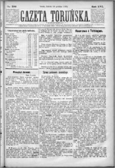Gazeta Toruńska 1882, R. 16 nr 289