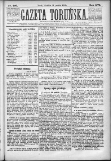 Gazeta Toruńska 1882, R. 16 nr 290