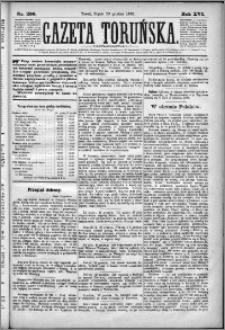 Gazeta Toruńska 1882, R. 16 nr 298