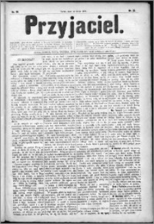 Przyjaciel : pismo dla ludu 1881 nr 20