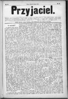 Przyjaciel : pismo dla ludu 1881 nr 30