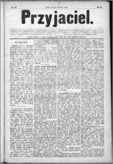 Przyjaciel : pismo dla ludu 1881 nr 34