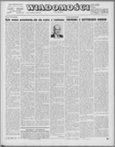 Wiadomości, R. 26 nr 9 (1300), 1971
