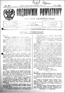 Orędownik Powiatowy powiatu Szubińskiego 1931.12.02 R.12 nr 96