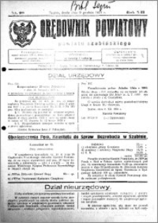 Orędownik Powiatowy powiatu Szubińskiego 1931.12.09 R.12 nr 98
