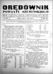 Orędownik powiatu Szubińskiego 1934.02.17 R.15 nr 13